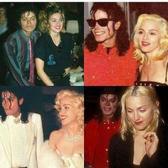 """Happy Birthday to this wonderful and glorious creature!! 👑 The King! Gone too soon! ❤️ ❣❤️❣❤️❣❤️❣❤️❣❤️❣"" -Madonna"