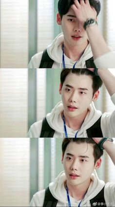 Lee Jong Suk While You Were Sleeping ♡ and people say he doesn't look good in this drama damn u all Lee Joon, Korean Celebrities, Korean Actors, Lee Jong Suk Wallpaper, Kang Chul, Yoo Seung Ho, Han Hyo Joo, W Two Worlds, Park Hyung Sik