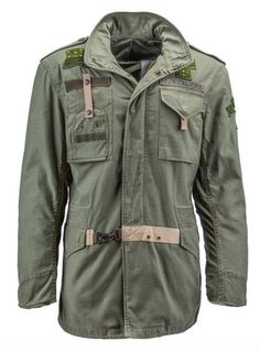 50th Anniversary M-65 Field Coat