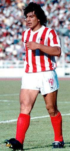 "Juan Gilberto Funes (8 March 1963 – 11 January 1992) - ""El Búfalo"""