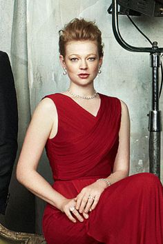 Intriguing and awarded Australian actress, Sarah Snook