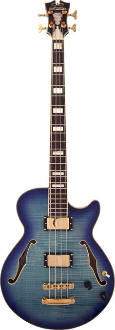 Excel Bass   Excel Series   D'Angelico Guitars