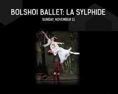 Bolshoi Ballet: La Sylphide Bolshoi Ballet