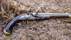 This is a sample of a Virginia made pistol typical of makers from Virginia James Bowie, Virginia, Black Powder Guns, Flintlock Pistol, Lever Action Rifles, Powder Horn, Long Rifle, Hunting Rifles, Firearms
