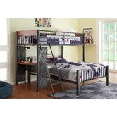 Found it at Wayfair - Division Twin Over Full Loft Bed