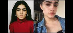 घनी आइब्रो के चलते स्कूल में चिढ़ाते थे साथी, अब मिला मॉडलिंग का कॉन्ट्रेक्ट  #Feminism #ViralStories