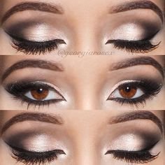 Hairstyles and Beauty: The Internet`s best hairstyles, fashion and makeup pics are here. Makeup Tips, Eye Makeup, Septum Ring, Cool Hairstyles, Eyeshadow, Hair Beauty, Make Up, Hair Styles, Wedding