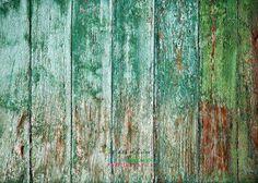 EPS Backdrop :: Blue / Green Weathered Wood 5x7 (floordrop/backdrop)