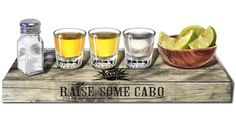 Display ads for Cabo Wabo