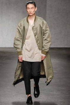 Casely-Hayford Spring 2015 Menswear - Collection - Gallery - Look 1 - Style.com