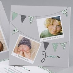 Geburtskarten B06-146-V
