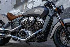 Indian Scout Motorcycle 2015