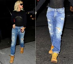 Well, like I said before… many brands now have ready to wear boyfriend jeans for women in their stores. Boyfriend Jeans, Mom Jeans, Put On, Ready To Wear, Packing, Passion, Fashion Outfits, Stitch, Guys