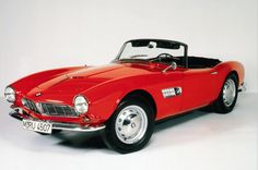 BMW 507 Roadster 1956