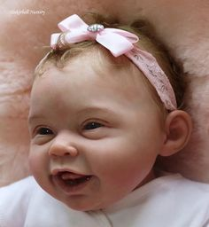 Arya by Ping Lau  - Online Store - City of Reborn Angels Supplier of Reborn Doll Kits and Supplies