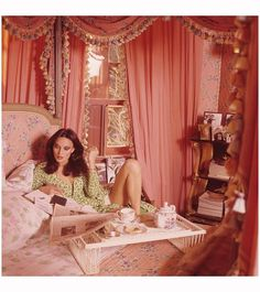 "andantegrazioso: ""Diane von Furstenberg in Vogue 1978 """