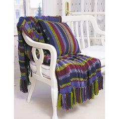 Free Easy Afghan Knit Pattern