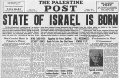 O Estado de Israel comemora o seus 68 anos de Independência e o país está coberto de bandeiras azul e branco, com a estrêla de David no meio. Este minúsculo país (menor que o Estado de Sergipe) é um verdadeiro milagre de ressureição e êxitos em muitas áreas que trouxeram mudanças no mundo todo. Tudo…