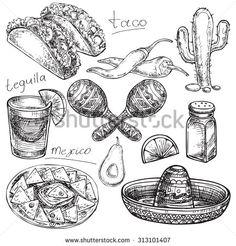 Mexican Skull Photos et images de stock | Shutterstock