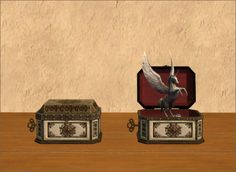 'Prancing Pegasus' Music Box