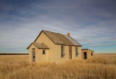 Clifford School, Lincoln County, Colorado | by Bridget Calip - Alluring Images
