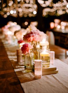 When it comes to the wedding reception décor, all eyes will be on the tables. Get inspired by these super chic romantic wedding centerpieces. Click the image to pin your favorite one. Romantic Wedding Centerpieces, Romantic Table, Wedding Reception Decorations, Romantic Weddings, Wedding Flowers, Wedding Receptions, Mod Wedding, Wedding Events, Rustic Wedding