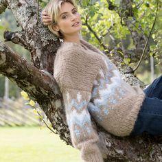 17 SIMPLY SOFT COLLECTION | Camilla Pihl Strikk Camilla, Emerald, Pullover, Knitting, Sweaters, Diy, Collection, Design, Fashion