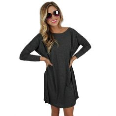 PIKO Tunic Grey
