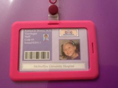 My version of the ID Ever doctor has to have an ID McStuffin University Hospital.