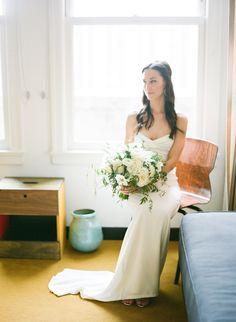 floral Photography: Mi Belle Photography - mibelleinc.com  Read More: http://www.stylemepretty.com/2014/11/05/elegant-la-wedding-at-carondelet-house/