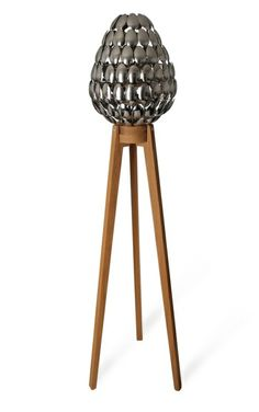 Clive Roddy - Spoon Lamp