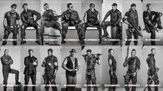 expendables 3   the expendables 3 cast 1024x575 The Expendables 3 Trailer: Time to ...