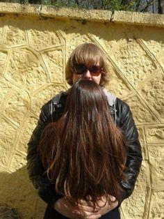 See my beard? ha-ha funny