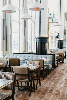 St. Cecilia in Atlanta | Pretty Places to Eat via the Fielding Report
