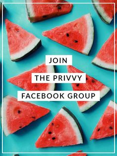 The Privvy Facebook Group | Exclusive access to content