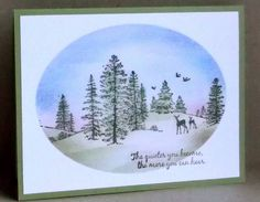 quiet by tessaduck - Cards and Paper Crafts at Splitcoaststampers
