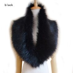 Faux Fur Collar's is one of today's hottest winter accessories. Look luxurious for a fraction of the cost. Transform your wardrobe. Have fun and accessorize your outerwear or everyday look.