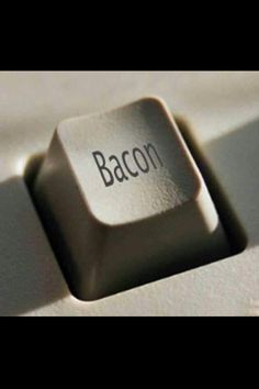 #bacon #keyboard #AmbitEnergy http://snow.EnergyGoldRush.com  http://snow.Energy526.com