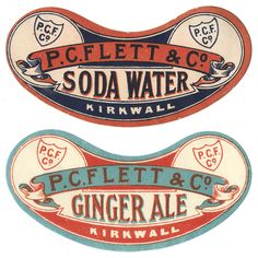 More vintage soda labels Retro Packaging, Packaging Design, Branding Design, Logo Design, Graphic Design, Beverage Packaging, Bottle Packaging, Menu Design, Type Design