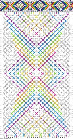 32 strings, 58 rows, 8 colors