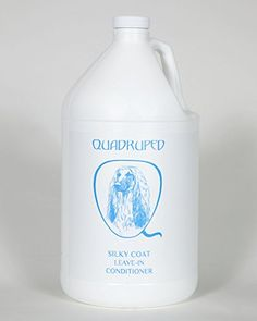 Silky Coat Leave In Conditioner Gallon >>> Find out more about the great product at the affiliate link Amazon.com on image.