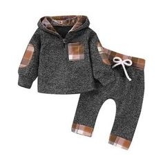Newborn Clothes 2020 Autumn Spring Baby Boys Clothes Set Hoodie+Pant Outfit Kids Costume For Baby Suit Infant Baby Clothing-in Clothing Sets from Mother & Kids on AliExpress Toddler Suits, Toddler Boy Outfits, Kids Outfits, Toddler Girls, Winter Outfits, Boys Winter Clothes, Spring Clothes, Winter Baby Boy, Baby Girl Newborn