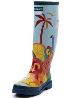 Unique Rain Boots - Boot Hto