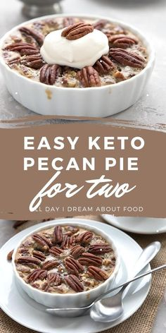 Low Carb Sweets, Low Carb Desserts, Low Carb Recipes, Sugar Free Pecan Pie, Comida Keto, Keto Cookies, Chip Cookies, Low Carb Keto, Keto Carbs
