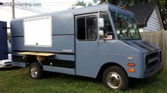 New Listing: http://www.usedvending.com/i/1974-Chevy-StepVan-Food-Truck-Ready-to-Work-/IN-T-477M  1974 Chevy StepVan Food Truck Ready to Work