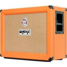 Orange Amplifiers PPC Series PPC212OB 120W 2x12 Open Back Guitar Speaker Cab  My Dream Amp... I want it!!!!