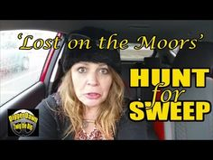 Metal Detecting with Digger Dawn - Lost on the Moors - HUNT for SWEEP