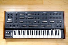 MATRIXSYNTH: Elka Synthex Rare Vintage Analog Polysynth Synthes...