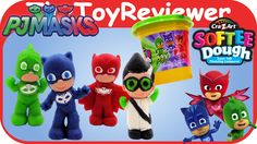 Check out the PJ Masks Softee Dough here: https://www.youtube.com/watch?v=gMIL3aDDfUE