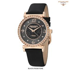 I found this amazing Stuhrling Women's Swiss Genuine Diamond Watch at nomorerack.com for 90% off. Sign up now and receive 10 dollars off your first purchase